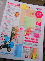 Föräldrar och Barn dopspecial 4: 2012