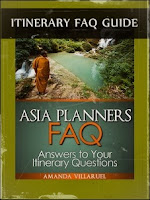 FAQ Itinerary Guide