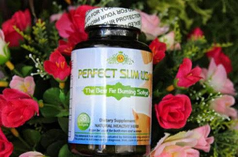 Thực phẩm chức năng giảm cân Perfect Slim USA
