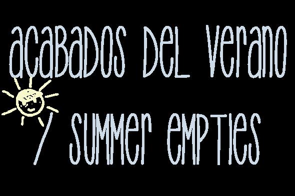 Summer empties