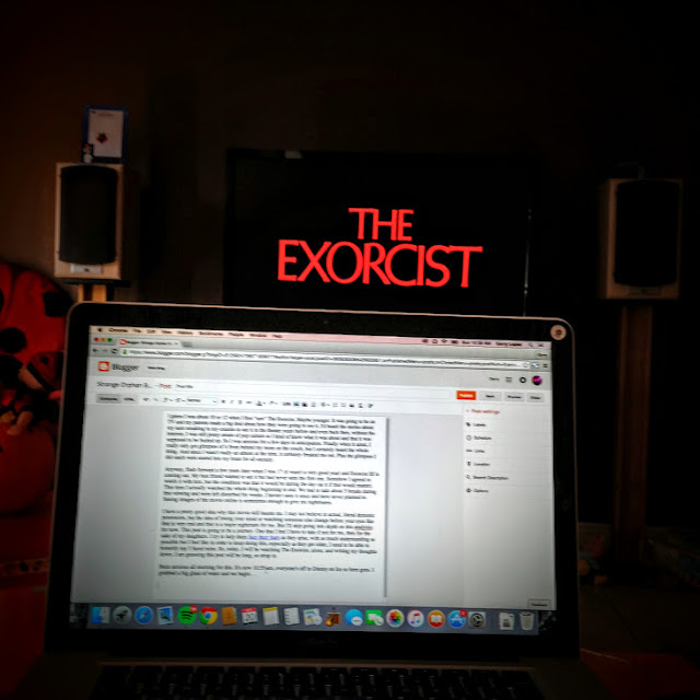 watching exorcist