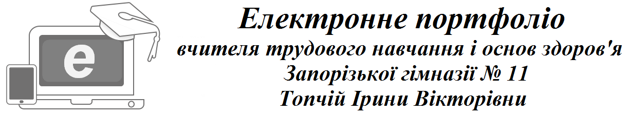 Портфоліо Топчій І.В.