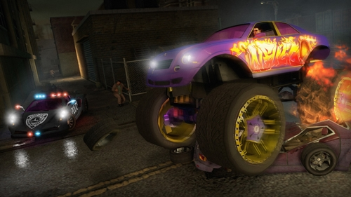 Saints Row IV - PC (Download Completo em Torrent)