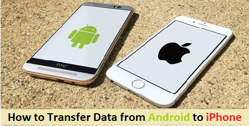 How to Move Personal Data to iPhone from Android: Wireless Router Printer