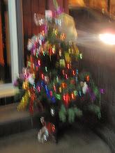 -enda et juletre... husk ingen er like! - er ikke det HERLIG!