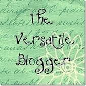 Versatile Blogger Award x 2