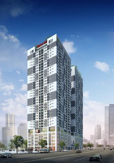 Mở bán chung cư Phú Mỹ Complex - Ngoại Giao Đoàn Hà Nội