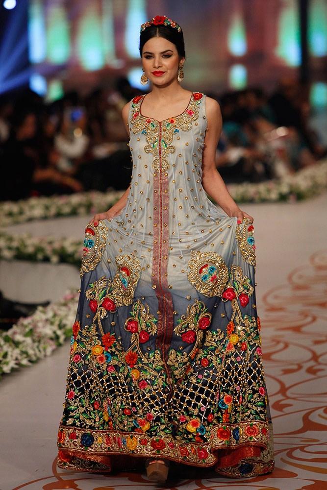Pakistani Wedding Dresses Images 33 Cute