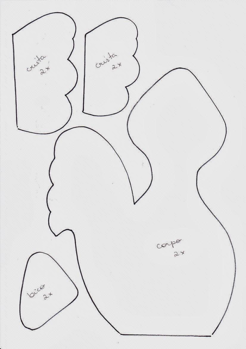 Pesos de porta com moldes | artemania