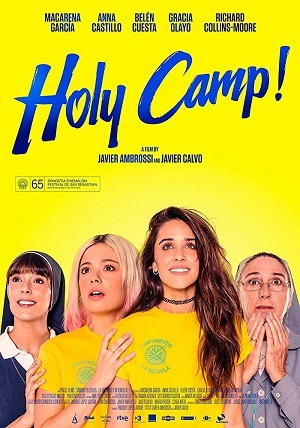 Acampamento Sagrado Filmes Torrent Download capa