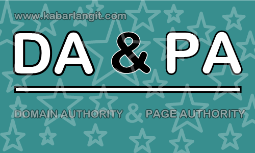 Pengertian Dan Fungsi Domain Authority Dan Page Auhority