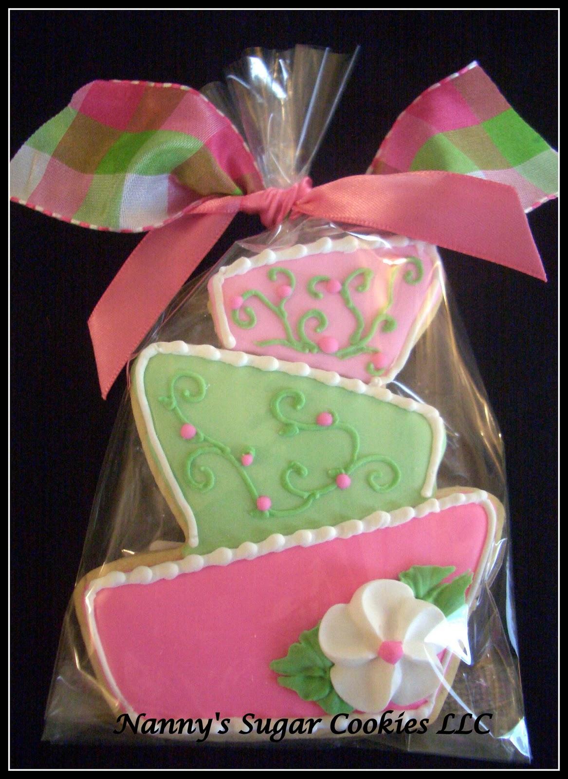 Nanny\'s Sugar Cookies LLC: February 2011