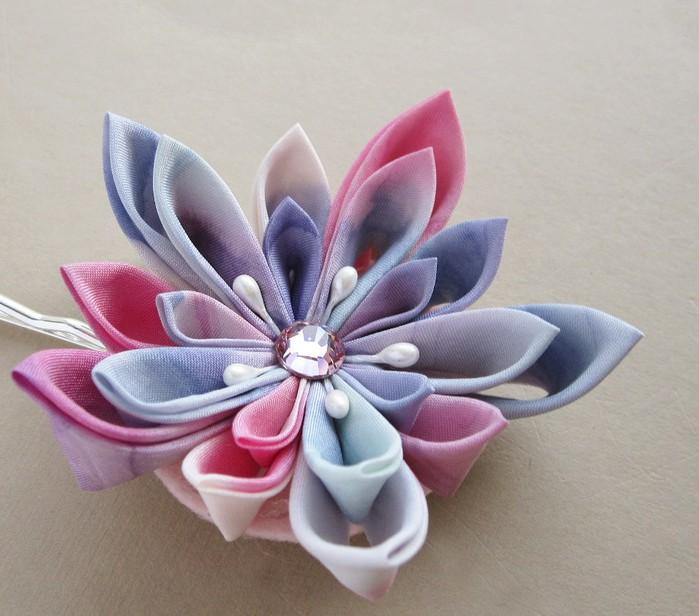 Рукоделие своими руками цветы фото