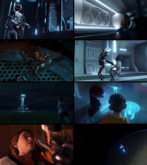 Mars Needs Moms 2011 Dual Audio 1080p BRRip