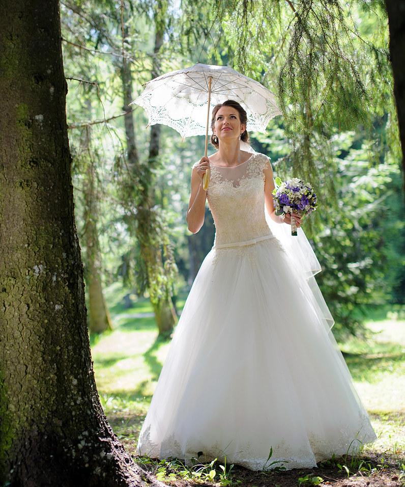 свадьба в Литве