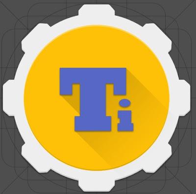 Titanium Backup Logo Restore Android