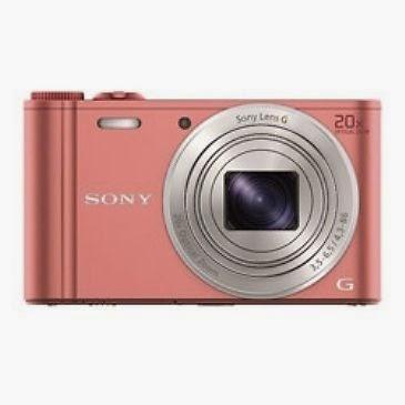 Buy Sony Cyber-shot DSC-WX350/P 18.2 MP Digital Camera (Pink) Rs.13381 only vat ebay
