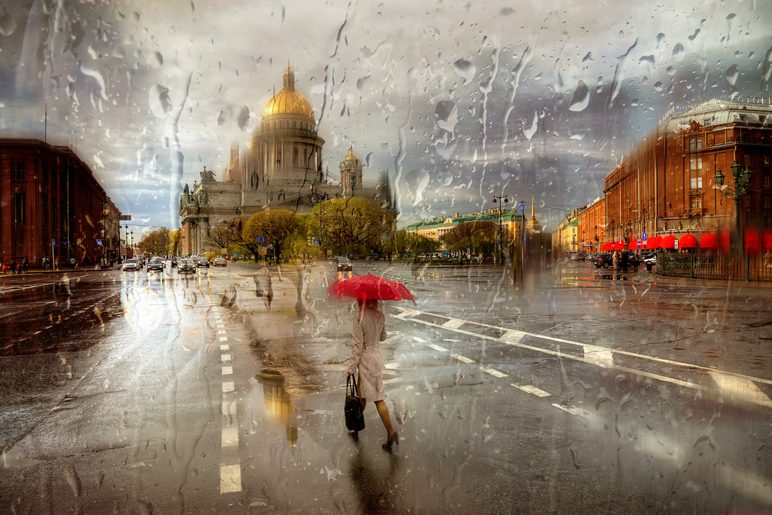 11-Eduard-Gordeev-Гордеев-Эдуард-Photographs-in-the-Rain-that-look-like-Oil-Paintings-www-designstack-co