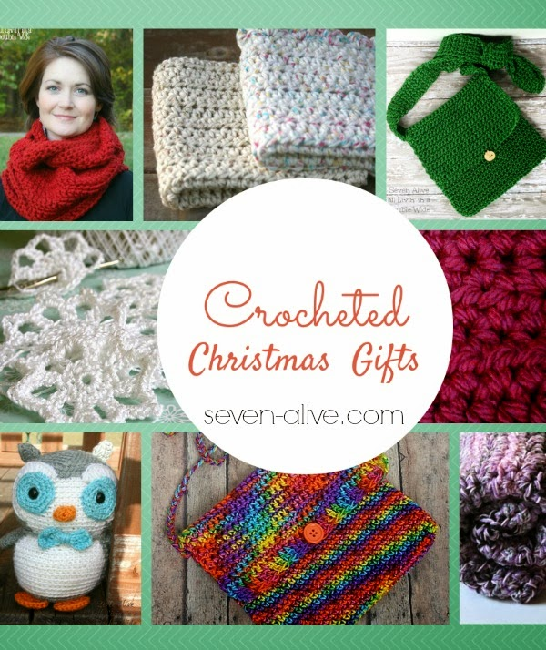 Crochet Gifts : Easy Crocheted Hot Pads {DIY Christmas Gifts Under $20} with # ...
