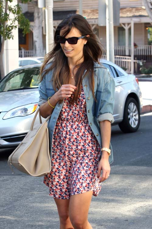 Jordana Brewster's Afternoon Pick-Me-Up » Gossip | Jordana Brewster