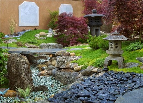 Beau Because The Main Concentrate Regarding Japan Garden Layout Is Actually  About Characteristics, Japan Home Gardens Have Got Minimal Décor.