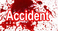 Critical Condition,Ambulance, Accident, Bike, Uppala, Injured,