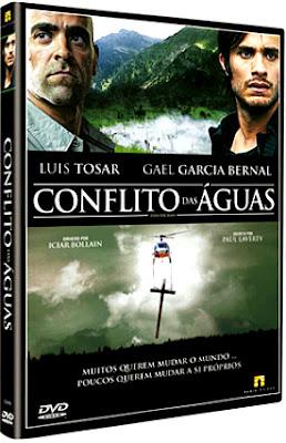 Filme Poster Conflito das Águas DVDRip XviD Dual Audio & RMVB Dublado