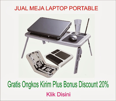 meja laptop portable, jual meja laptop portable, meja laptop portable murah