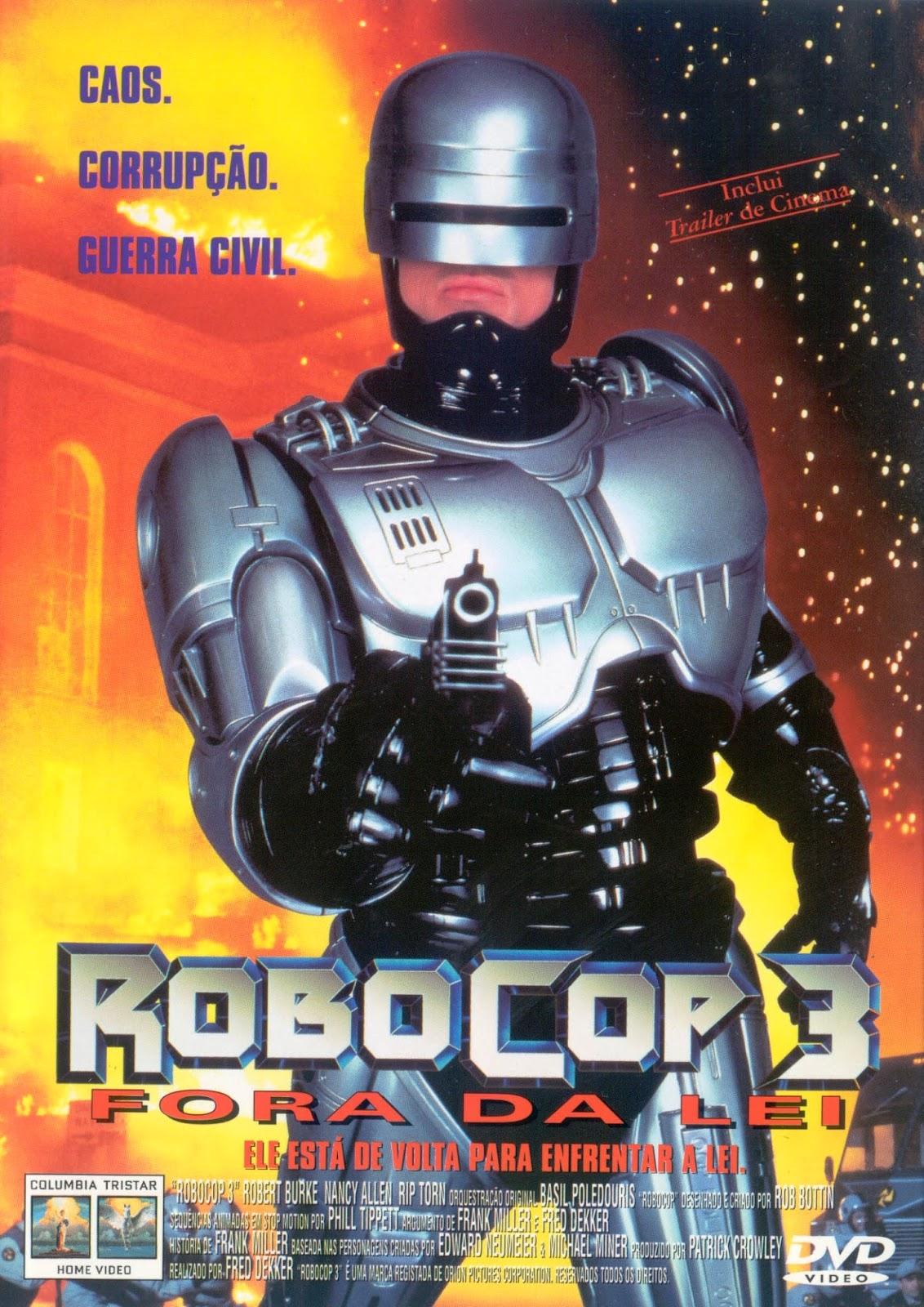 Robocop 3 – Dublado (1993)