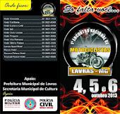 Lavras - MG (04 a 06 de Outubro)