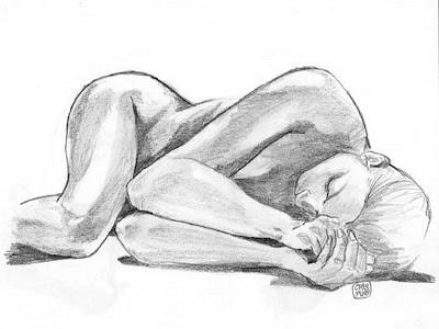 escorzo-desnudo-carboncillo-sobre-papel-de-cristina-lopez-coloma