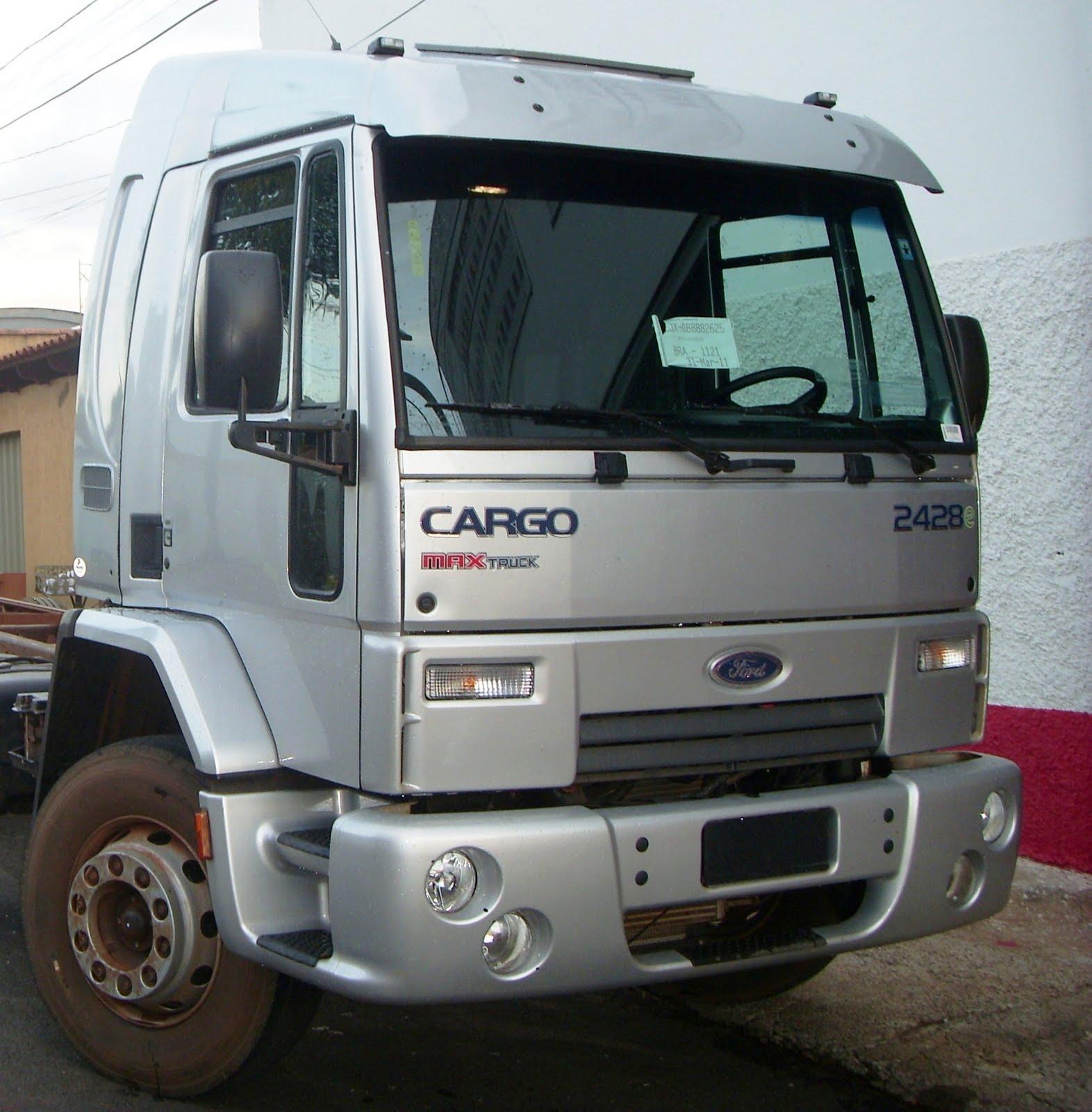 Ford Cargo Terezina/Piauí