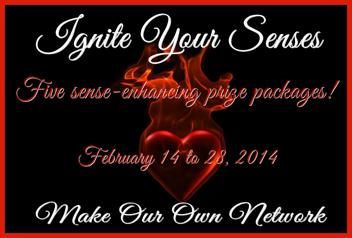 Sign up for the Ignite Your Senses blogger opportunity. Ends 2/7.
