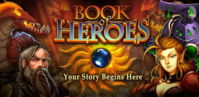 APK FILES™ Book Of Heroes APK v1.5.4 ~ Full Cracked