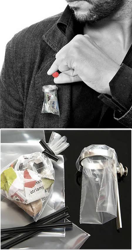 20 Tempat Sampah Terunik di Dunia: Garbage Pin