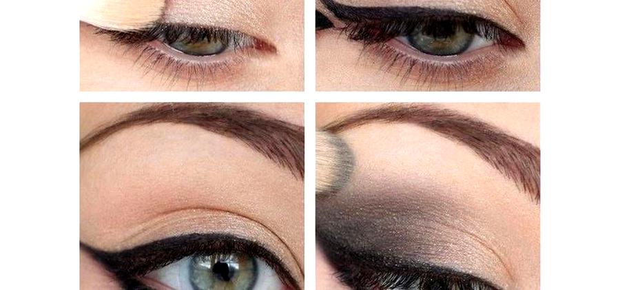 Cat Eye Makeup Step By Step Tutorial B G Fashion