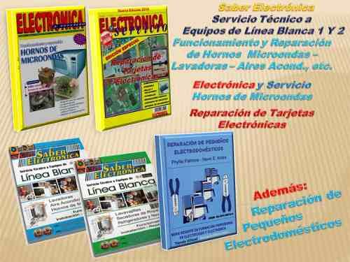 Guías Reparación Tarjetas Electrónicas Electrodomésticos Pdf