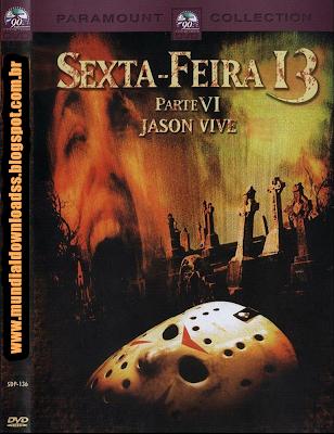 Sexta feira 13 Parte 6: Jason Vive Torrent Bluray 1080p (1986)
