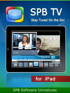 SPB TV for iPad now available for download