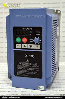 ขาย Inverter HITACHI MODEL:X200-007HFEF2