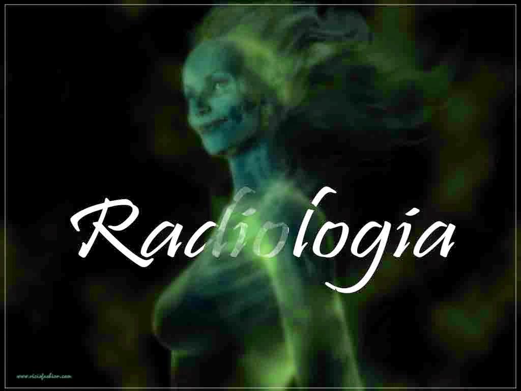 RADIOLOGIA - CONCURSOS