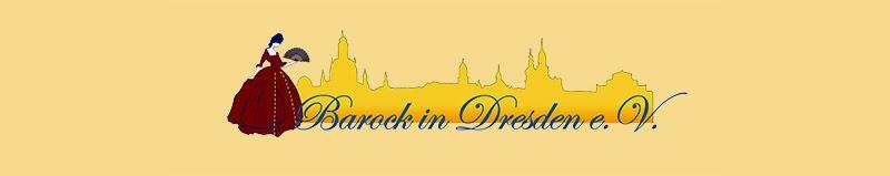 Vereinsleben Barock in Dresden e.V.