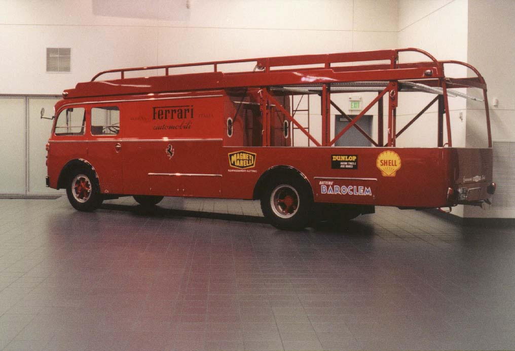 1951 Chevy Coe Cabover Snubnose Hot Rod Car Hauler – Groosh\'s Garage