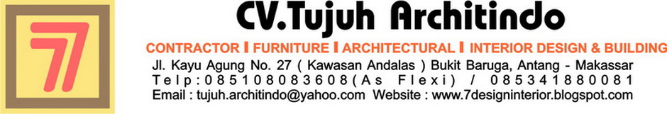 Contractor - Furniture - Architectural - Interior Design & Building