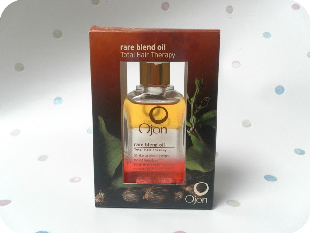 A picture of Ojon Rare Blend Oil