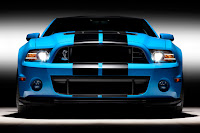 Review : Ford Mustang Shelby GT500