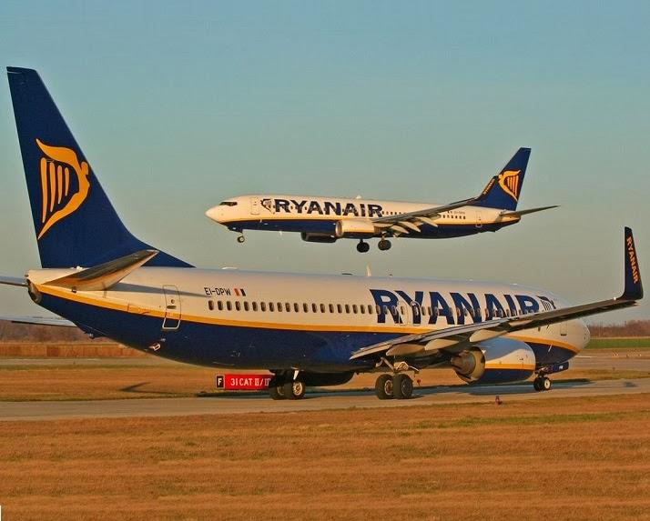 Ryanair dispara sus ganancias un 66% en su último ejercicio fiscal