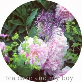 TEA CAKE AND MY BOY