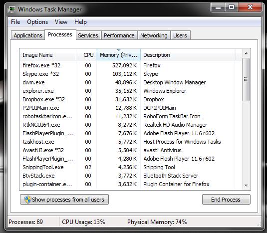 Holdem manager 2 cpu usage