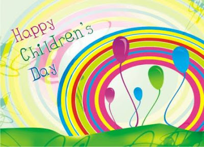 Children's Day PowerPoint Background 2